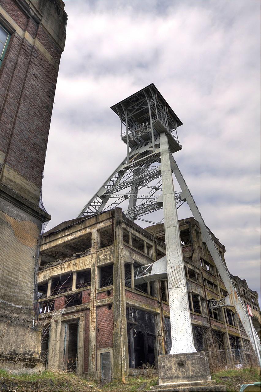 Waterschei mine